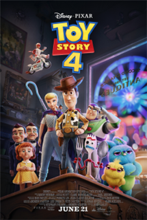 "Toy Story 4 ""Luxury Recliner"""
